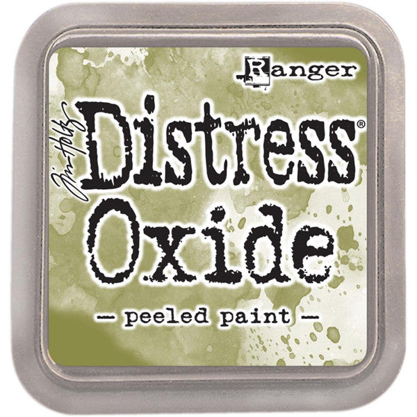 Tim Holtz Distress Oxide Ink - Peeled Paint - The Heart Desires
