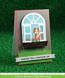 Lawn Fawn Wonderful Window Dies
