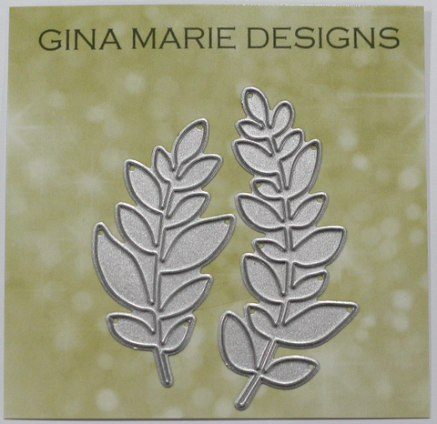 Fern Dies - GINA MARIE DESIGNS - The Heart Desires