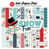 Carta Bella Snow Fun 6x6 Paper Pad