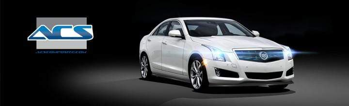 ACS Composite introduces the Cadillac ATS Aerodynamic Package