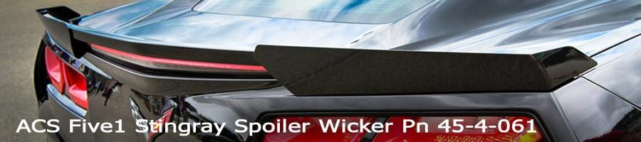Five1 Z51 Wicker Spoiler Conversion Kit