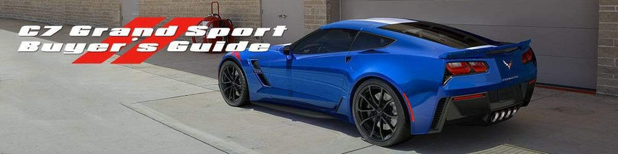 ACS Buyer's guide for the C7 Corvette Grand Sport 2016 and up