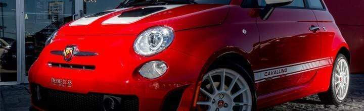 Road Test of the ABARTH Cavallino, Launch Edition