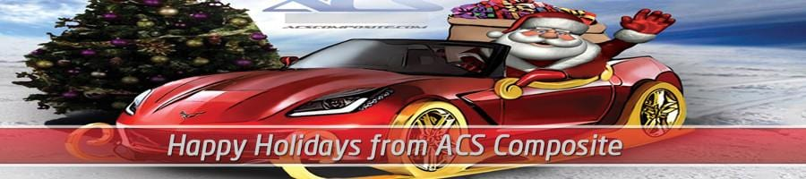 Happy Holidays from ACS Composite, 2014