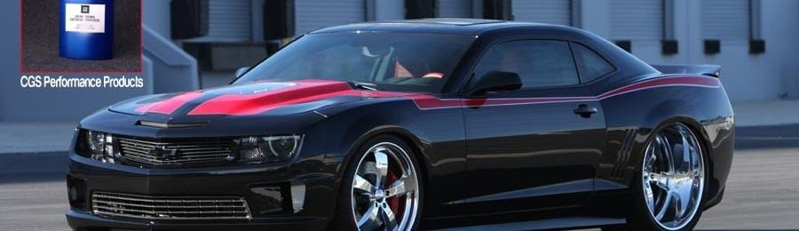 CGS Camaro Wins Chevy Award