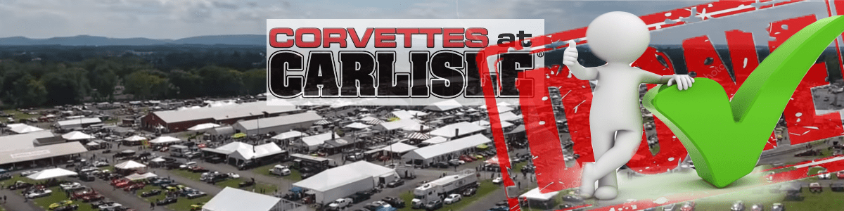 Corvettes at Carlisle 2018 Recap | ACS Composite | Car Shows and Meetups