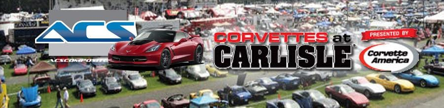 ACS Composite Heading To Corvettes at Carlisle and Beyond! (Updated w/ Pics)