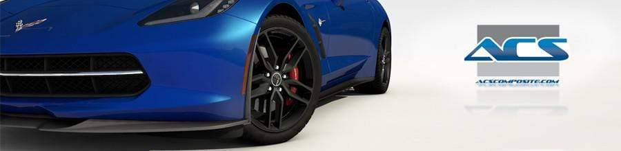 C7 Corvette Body Kits | Front Splitter and Side Skirt Packages Available Now!