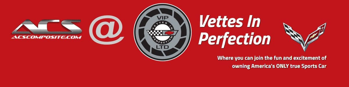 ACS Composite Attends Vettes in Perfection on June 2nd !