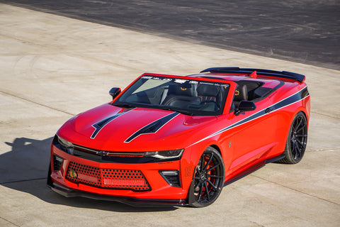 Chevy Camaro Chicago Blackhawks Edition 2016