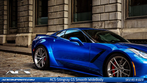 Stingray Widebody