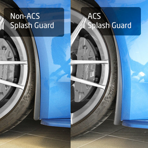 ACS Splash Guard Vs GM Splash Guard