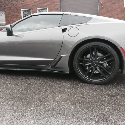 Z06 Brake Scoop for Stingray