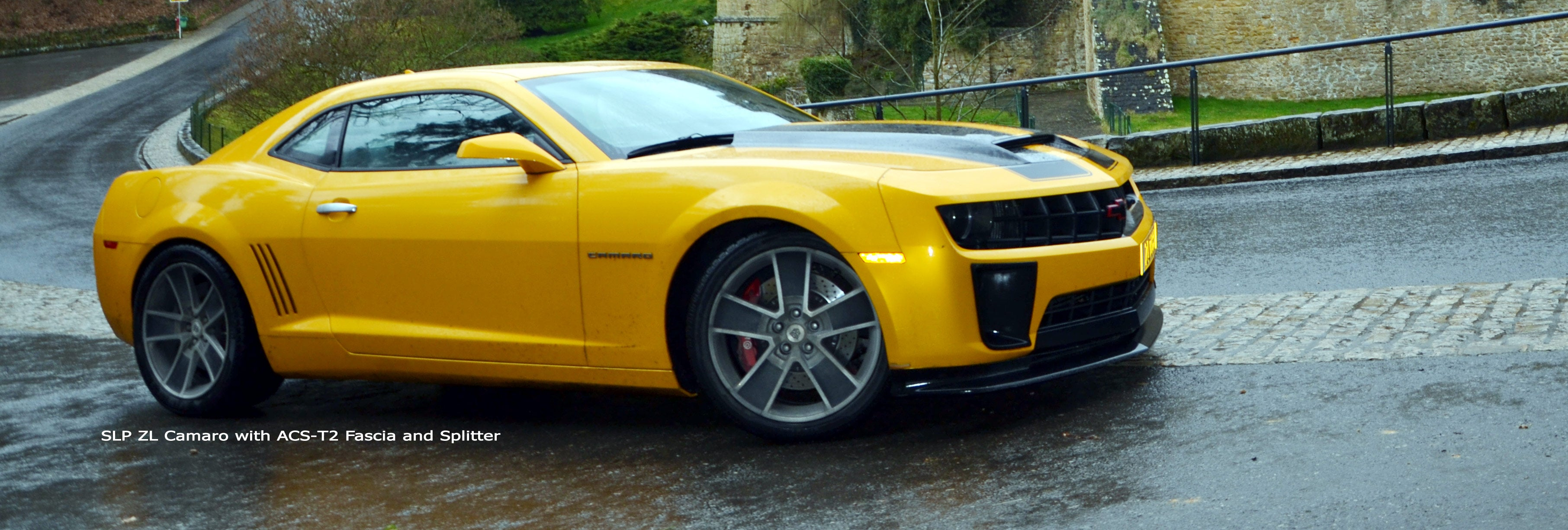 The History of Bumblebee and Camaro