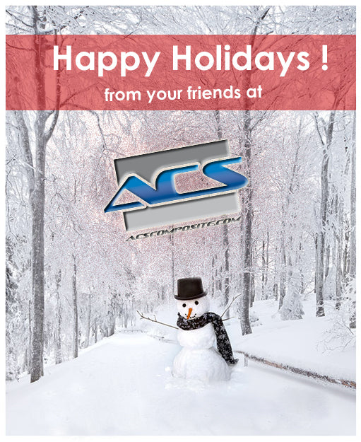 acs holiday card