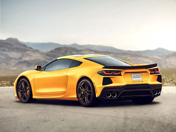 C8 Corvette Release Date >> ACS Composite Renders the C8 Mid-Engine Corvette Using Leaked Pictures
