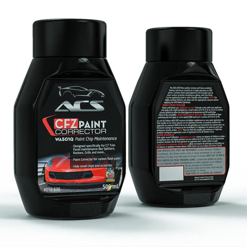Carbon Flash Black Paint