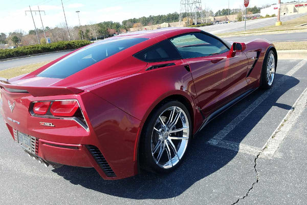Mr. Cooper's Z51 ACS Composite GM Rear Widebody