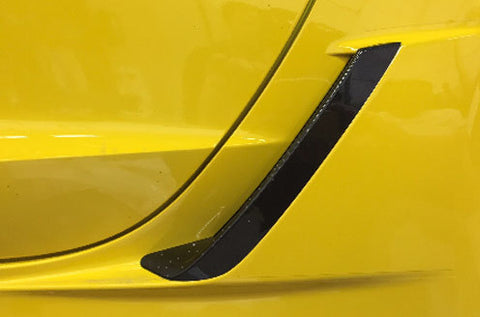 Corvette Stingray Side Rockers, the Ultimate Side Protection