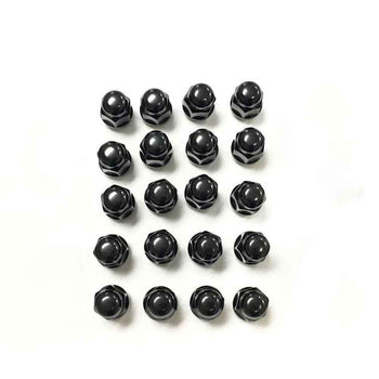 Black Wheel Lug Nuts Do not Include 45-4-176 Accessories