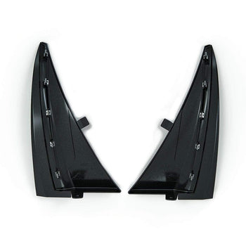 C7 XL Front Wheel Rock Guards Mudflaps