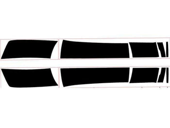 Camaro 2010-13 ACS-T3 Stripe Kit Decal