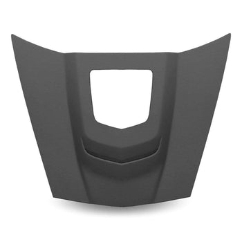 L88 Extractor Hood With Polycarbonate Window Default 27-4-033 PRM Hood