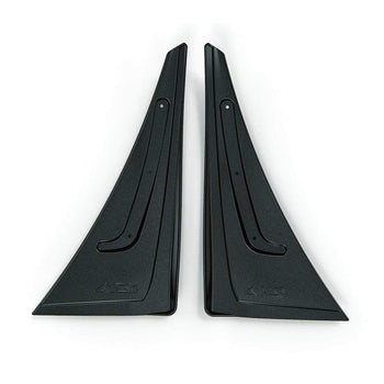 ZL1 Rock Chip Guards Gloss Black / Do not add rear guard 48-4-105 GBA Mudflaps