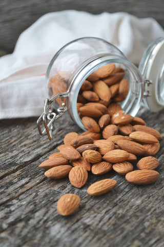 Nuts {and other things} for healthy skin.