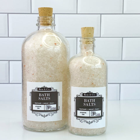 Custom Bath Salt