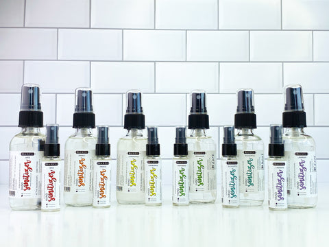 Hand Sanitizer Spray: Six Pack