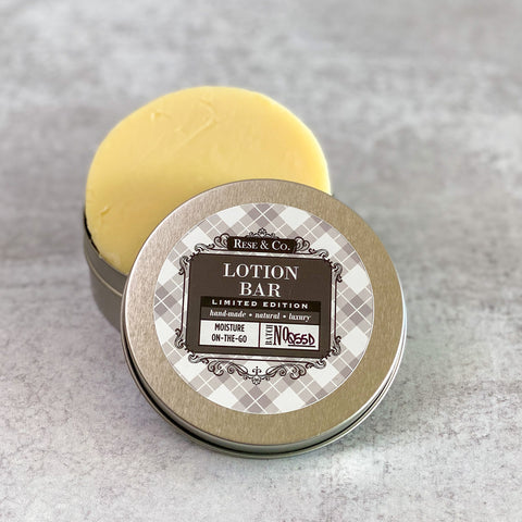 Peppermint Cocoa Lotion Bar