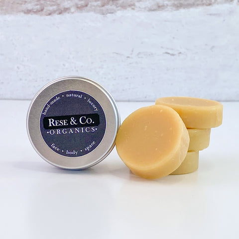 Mini Luxury Body Soap