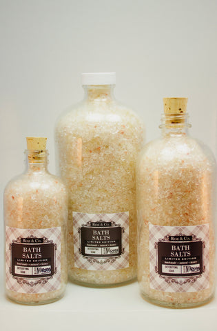 Fireside Kisses Bath Salt
