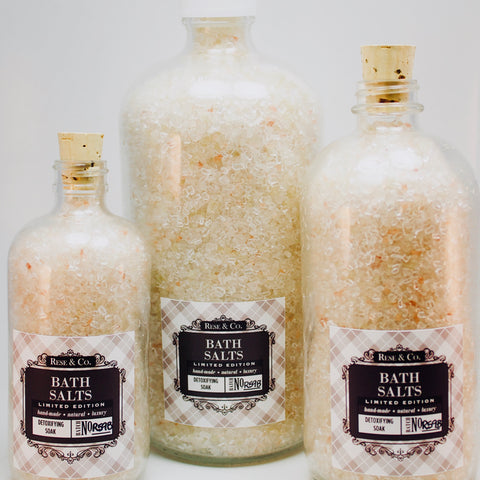 Peppermint Cocoa Bath Salt