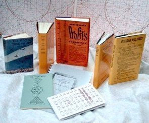 Bonus! Complete Set of Gann Books-Includes 1941 How to Make Profits in Commodities
