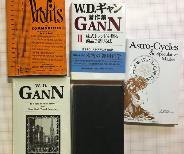 Gann Grab Bag #4