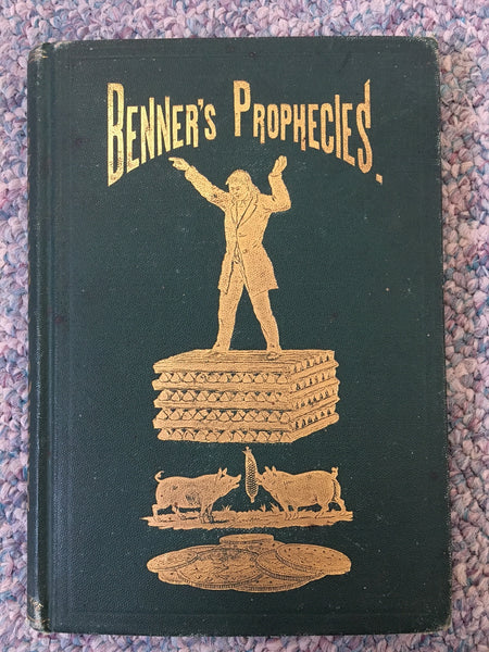 Benner's Prophecies-2nd Edition 1879