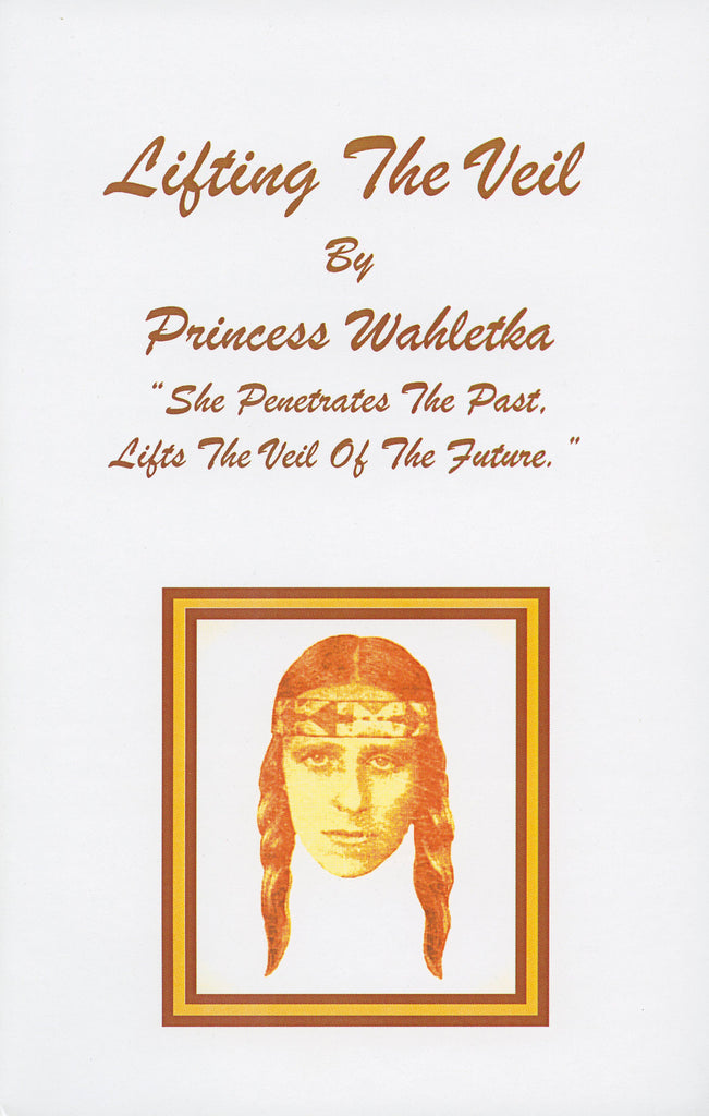 Lifting the Veil by Princess Wahletka