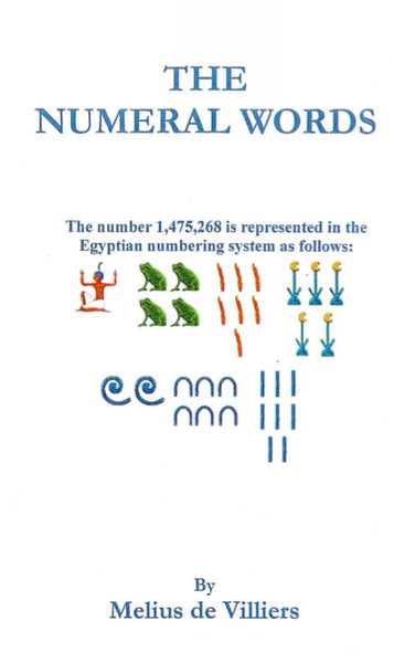 Numeral Words, The