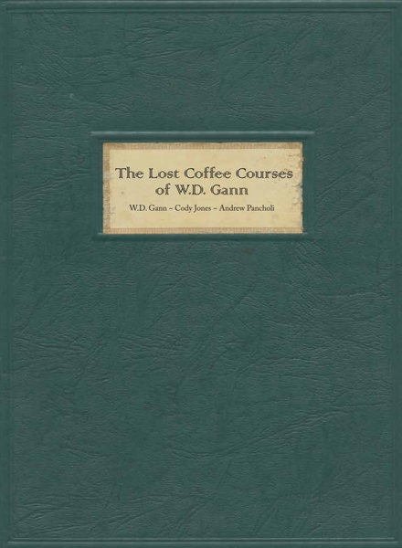 W.D.Gann's Unpublished Coffee Course Package - Limited Printing