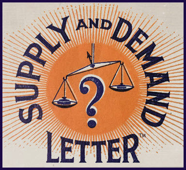 6 month subscription to the  Supply and Demand Letter Subscription