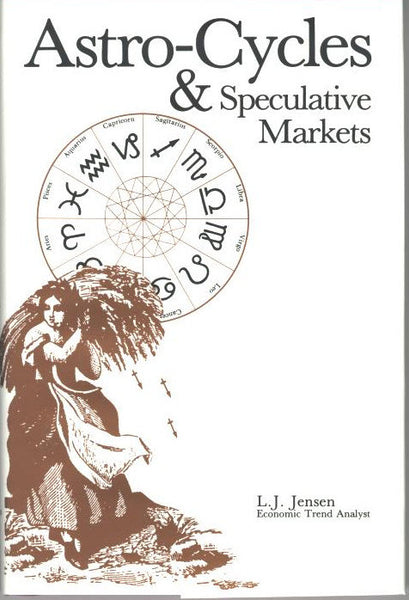 Astro-Cycles and Speculative Markets & Astro-Economic Interpretation- Jensen - Digital Download