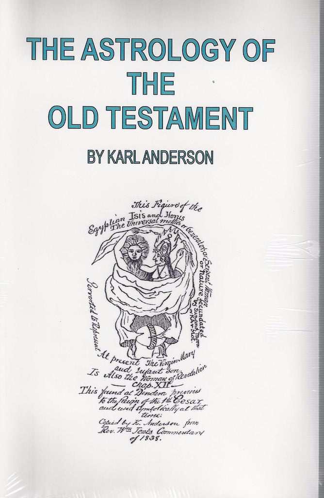 Astrology Of The Old Testament, The