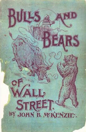 Bulls And Bears Of Wall Street