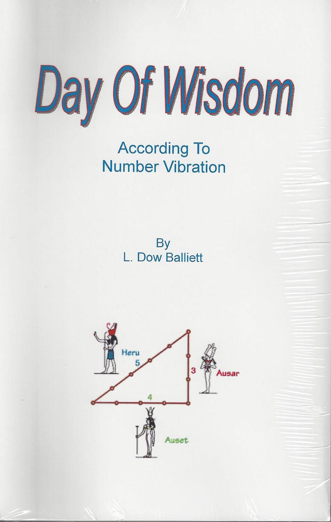 Day Of Wisdom According To Number Vibration, The