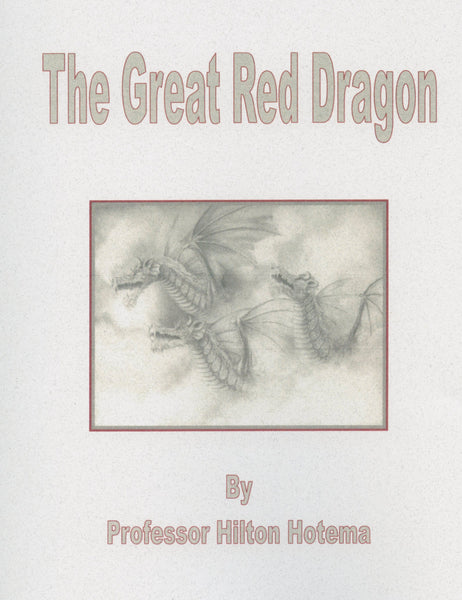 The Great Red Dragon by Hilton Hotema
