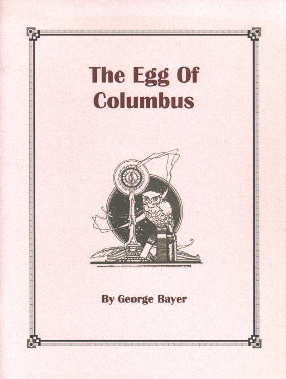 Egg of Columbus, The