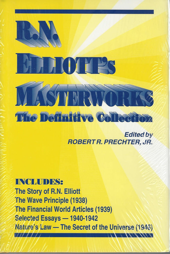 R.N. Elliot's Masterworks The Definitive Collection